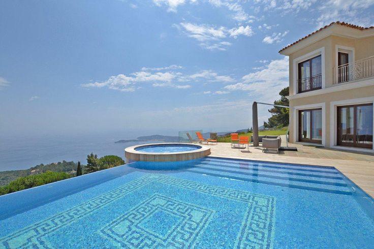Eze, views of medieval village and sea, Cap Ferrat country house extensive gardens pool 15 mins Monaco. #eze chateaudeze #chevredor #hotelchevredor #anjunaplage #ezesurmer #ezeborddemer #monaco #montecarlo #capferrat #capestel #beaulieu capdail #realestate #realty #property #propertyporn #luxpads #luxury #hotelhermitage #hermitageriviera #riviera #frenchriviera