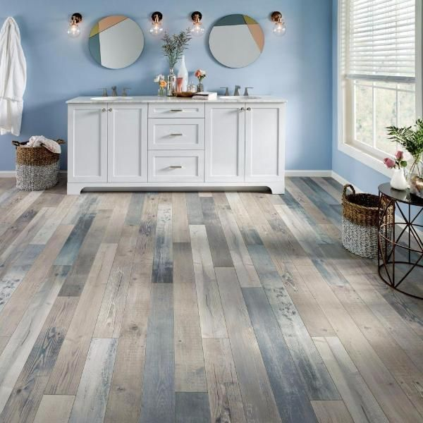Armstrong Pryzm Waterfront Sky Blue 5 X 47 56 Luxury Vinyl Plank Flooring Luxury Vinyl Plank Waterproof Laminate Flooring