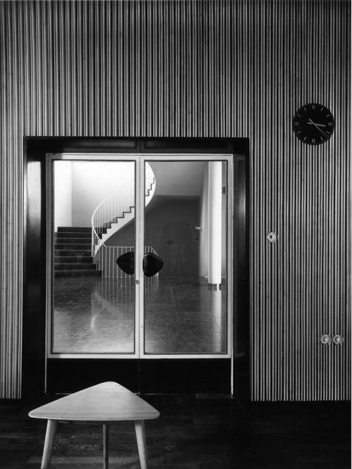 Funk House, Hannover, by architect Friedrich Wilhelm Kraemer, MPD