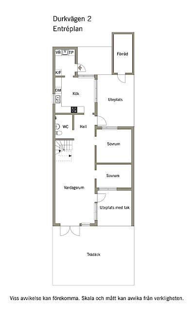 Välkommen till denna välplanerade och mycket hemtrevliga bostad på Sandhamns första gård, från centrum sett. Läget på bostaden gör att det är smidigt och en
