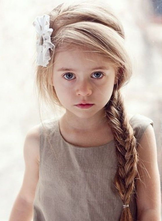 Little Girls Long Hair Models | Küçük Kız Çocuğu Uzun Saç Modelleri | *[English translation from Turkish]