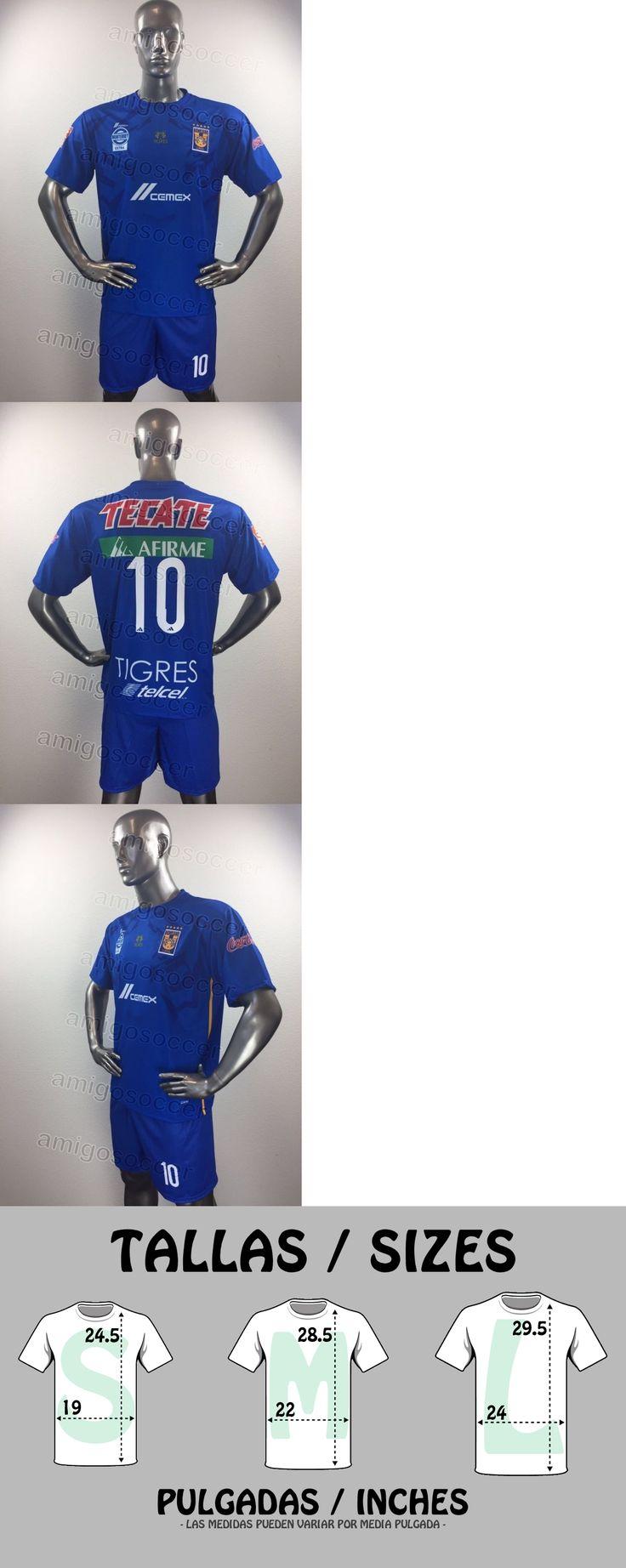 Men 123490: 15 Tigres Away (S M L) Soccer Uniforms - Uniformes De Futbol -> BUY IT NOW ONLY: $300 on eBay!