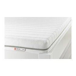 MALFORS Habszivacs matrac - 160x200 cm, kemény/fehér - IKEA - 40eHUF