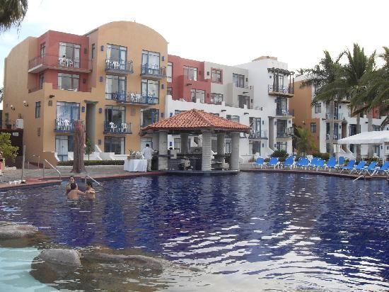 El Cid Marina Beach Hotel & Yacht Club Resort in Mazatlan, Mexico