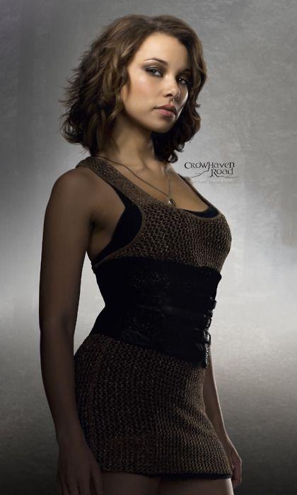 Jessica Parker Kennedy es Melissa Glaser en El Circulo ...