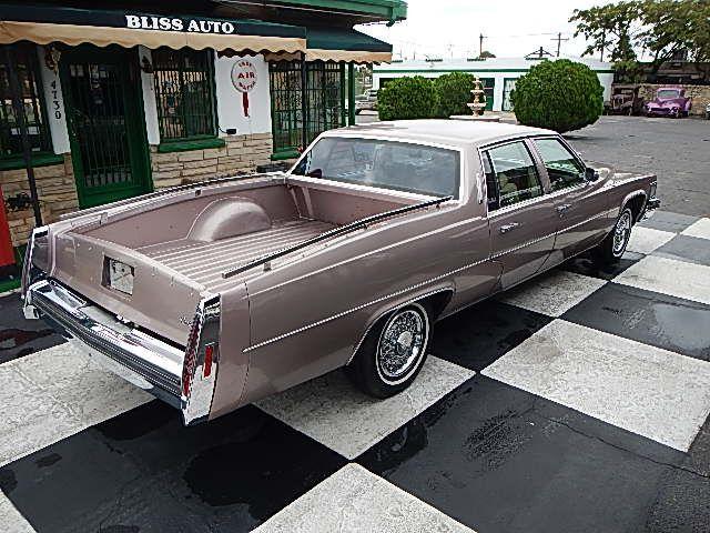 Cadillac Cowboy Pickup