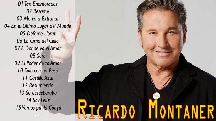 RICARDO MONTANER Exitos - Grandes Canciones De RICARDO MONTANER - RICARDO MONTANER ROMANTICAS - RICARDO MONTANER Espectáculo En Vivo 2017: https://youtu.be/J...