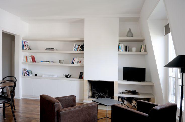 Appartement, Paris 14e arrondissement 2011 Cristofari & Vasileiou www.evangelosvasileiou.com