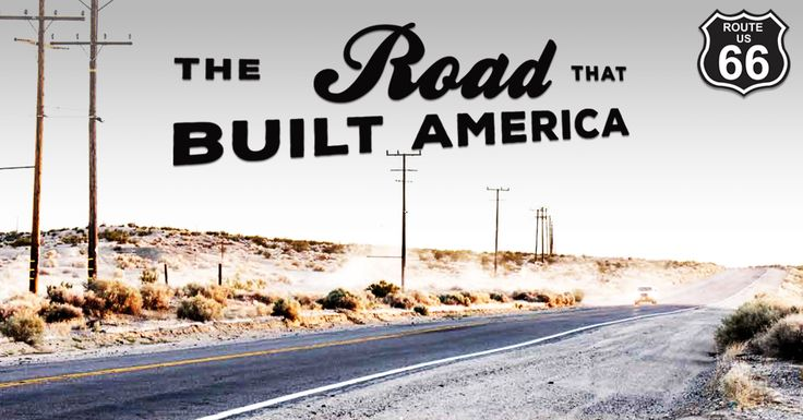 ROUTE 66 - Unwind the complications of life with memorable rides #route66 #america #chicago #motivation #inspiration