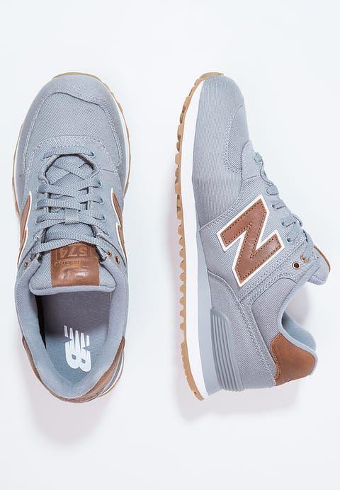 Chaussures New Balance ML574 - Baskets basses - grey gris: 90,00 € chez Zalando (au 26/03/17). Livraison et retours gratuits et service client gratuit au 0800 915 207.
