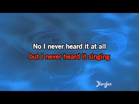 Karaoke Till There Was You - The Beatles * - YouTube