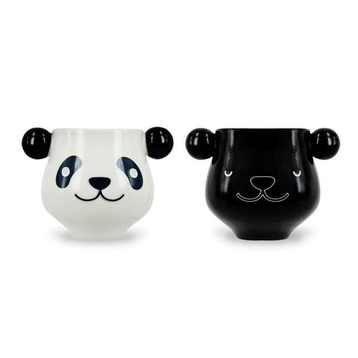 Take advantage of our great prices and buy Panda Mug today at IWOOT. Get great gifts, with free delivery available.