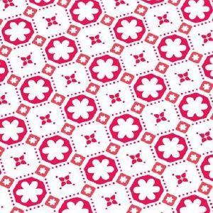 Retro VINYL Floor tiles ~ Bathroom / Loo.  Damn that is CUTE!!!