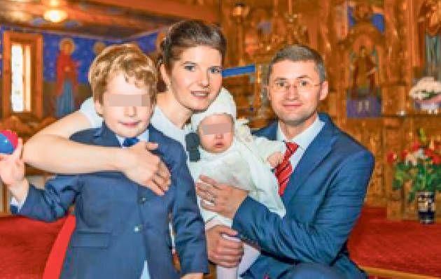 Familia Ridzi, cândva fericită, acum cu mama în pușcărie și copiii bolnavi