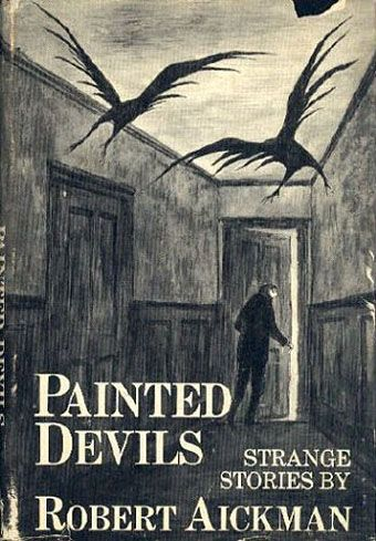 Painted Devils: Strange Stories | Robert Aickman | Cover by Edward Gorey