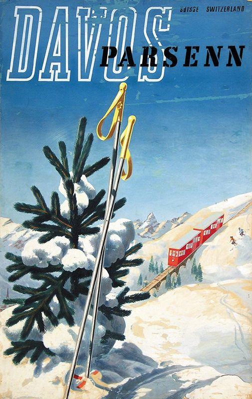 Sigg Walter - Davos Parsenn