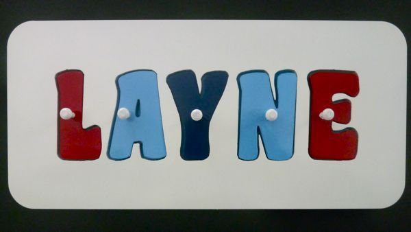 http://www.mikkiandme.com.au/collections/craft-and-sensory-play/products/personalised-name-puzzle-red-sky-blue-and-navy