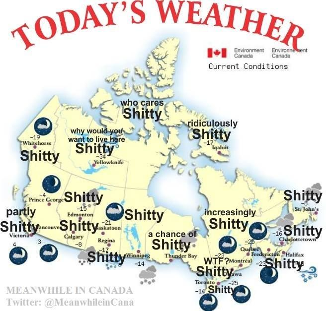 Best Canadian Jokes Images On Pinterest Canada Eh Canadian - Map of us added to canada meme