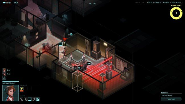 Invisible, Inc.  http://www.gamereactor.dk/nyheder/234484/Invisible%2C+Inc.+er+ny+i+Early+Access+p%E5+Steam/