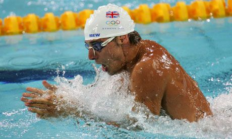 i love swimming, especially breaststroke