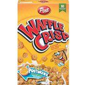 Waffle Crisp Cereal