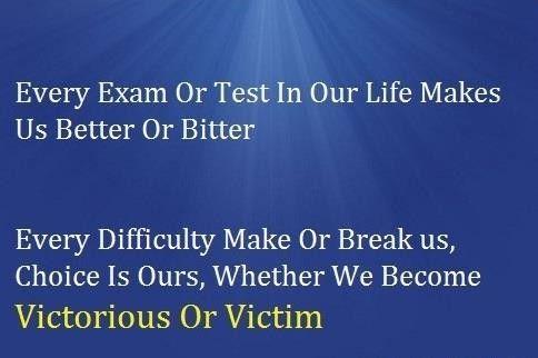 Inspirational exam quotes