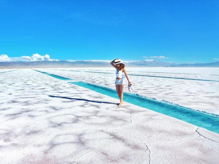 本当は教えたくない秘境!ウユニ塩湖にも負けない「サリーナス・グランデス」が素敵すぎる 5枚目の画像