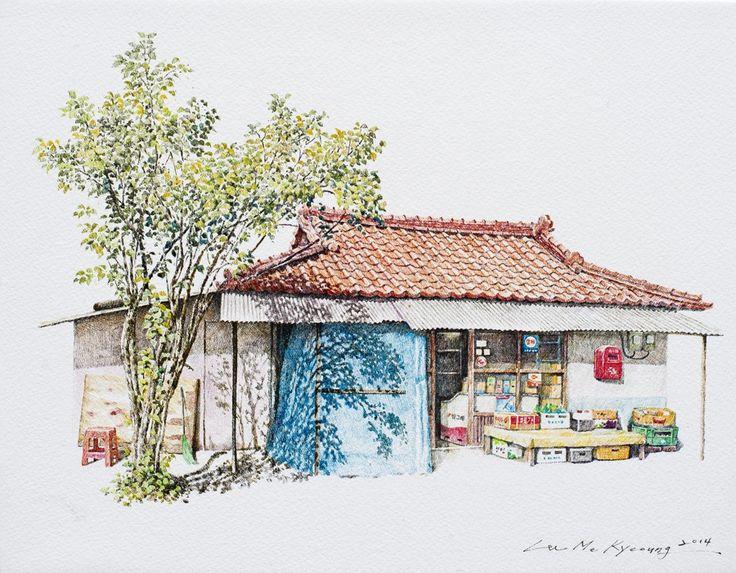 한국작가 이미경님의 그림