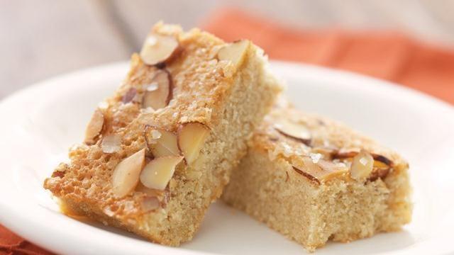 Mini Almond Butter Tea Cakes | Brownies, Bars | Pinterest
