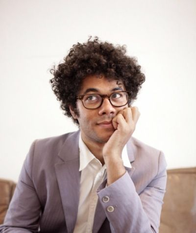 Richard Ayoade: Funny is sexy. Then again, so are glasses. Very sexy.