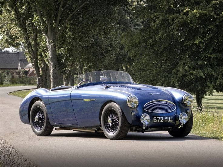 Best Austin Nash Healey Images On Pinterest Car Cars And