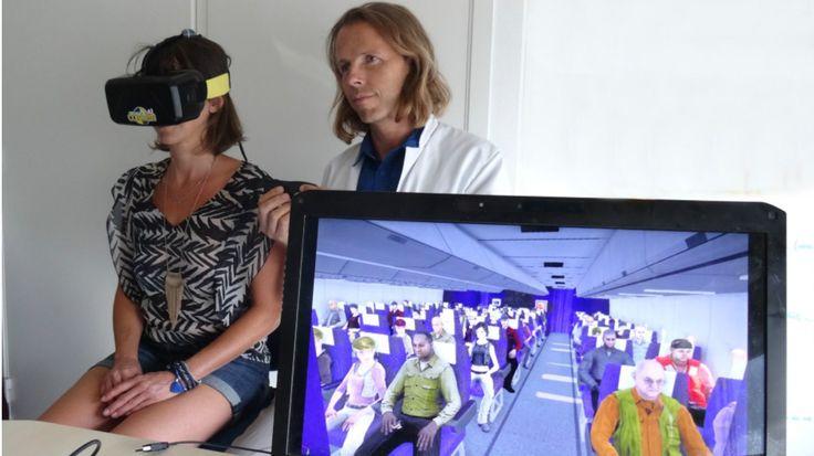 Phobie, rééducation, paraplégie : quand la réalité virtuelle se veut thérapeutique