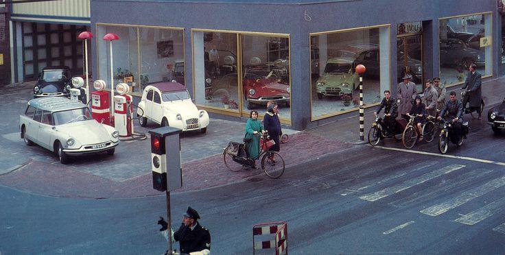 Citroën dealer Carel Wolf, Arnhem