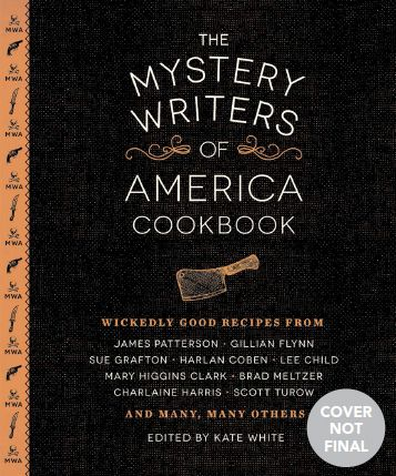 The Mystery Writers of America Cookbook | Quirk Books : Publishers & Seekers of All Things Awesome