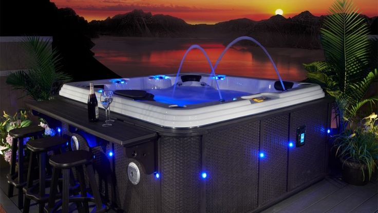 Costco Portable Spa : Best images about not your grandmas hot tub on