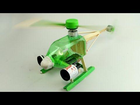 Como hacer un carro de juguete con una botella de plastico - YouTube