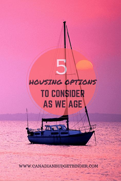 5 Housing Options To Consider As We Age