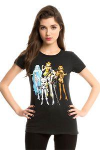 official sailor moon sailor stars villain t-shirt
