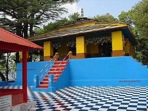 Donnagiri Temple, Uttarakhand
