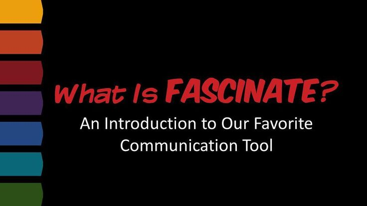 We believe that every team deserves to know how they fascinate. But...What Is Fascinate?  Click the link in our bio to see the first of our new 8 video series for #FascinatingFebruary . #LoveYourTeam #launchyoursuccess #brandbuilding #communication #sales #smallbusiness #bigbusiness #teambuilding #success #motivation #socialmediamarketing #teamculture #corporatetraining