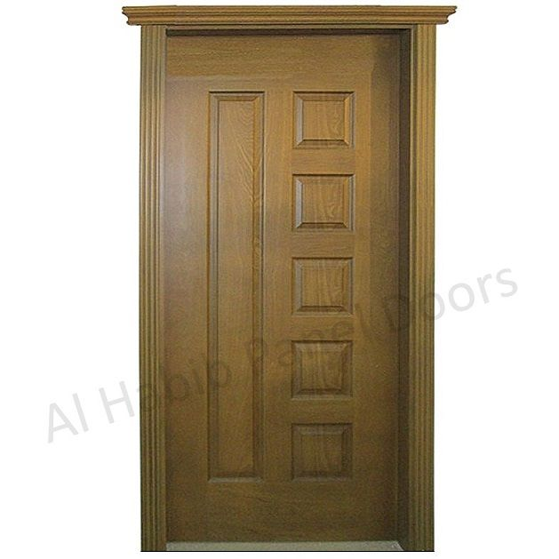 Polish Ash Wood Door Six Panel With Frame Hpd508 - Panel Skin Doors - Al Habib  sc 1 st  Pinterest & 10 best Panel Skin Door images on Pinterest   Panel doors Ash and ...