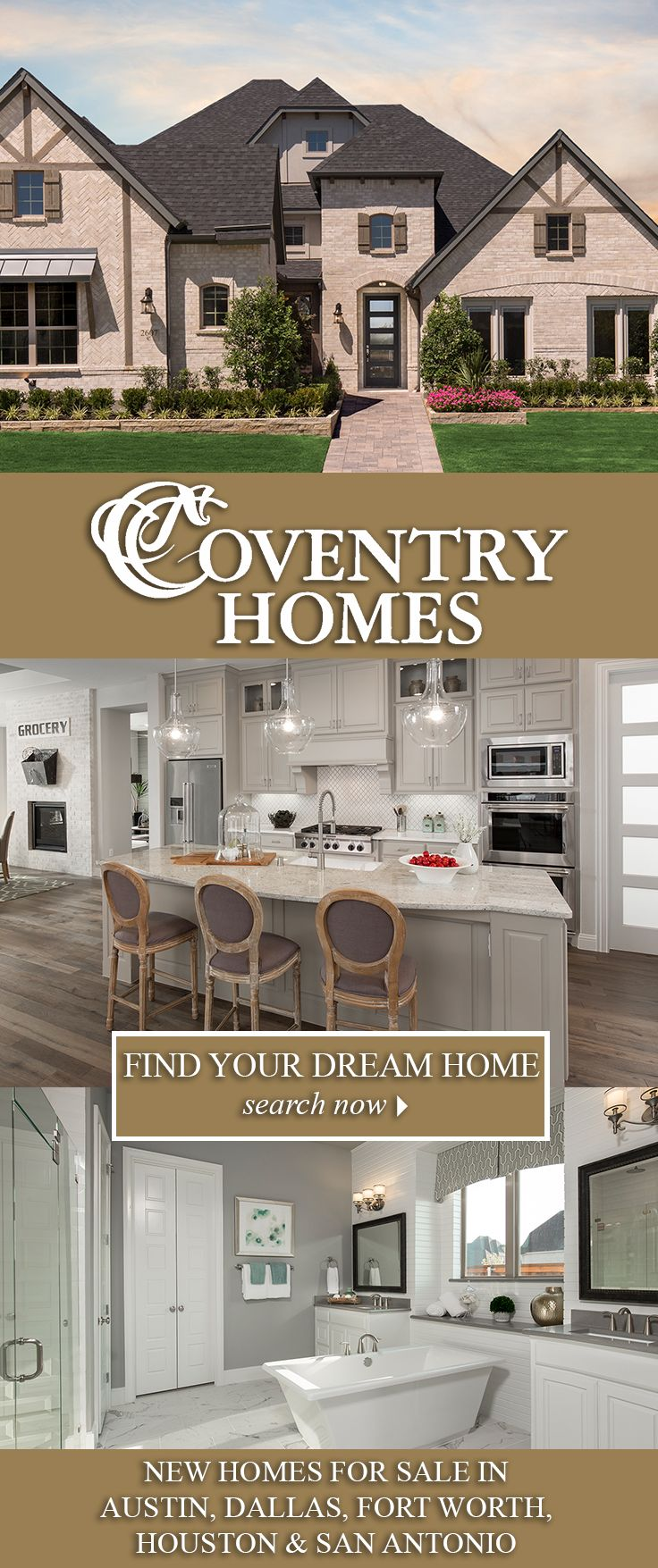 Coventry Homes Offers Beautiful New Homes And Floor Plans That Set The Foundation For Each Of The Memorable Mom Coventry Homes House Design Building A New Home