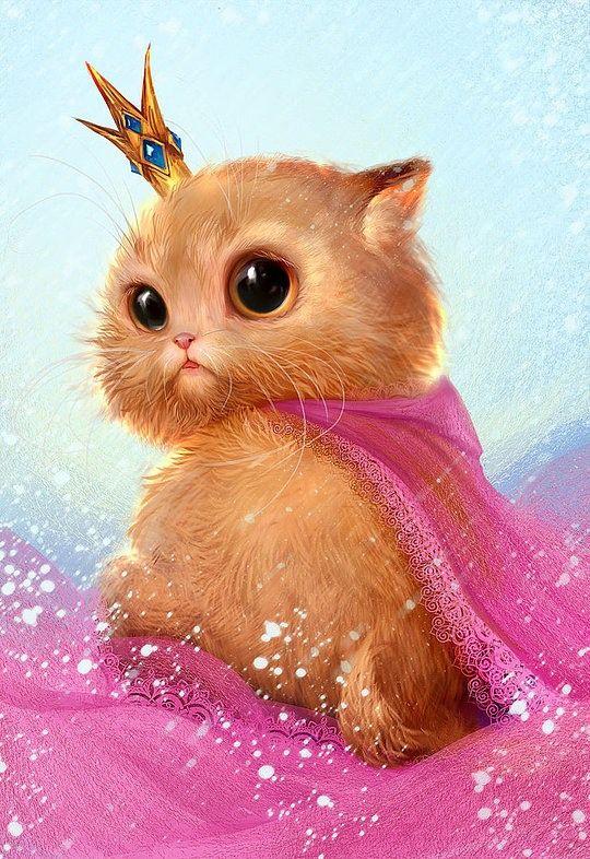 Картинки с смешными котами на вайбер прикольные