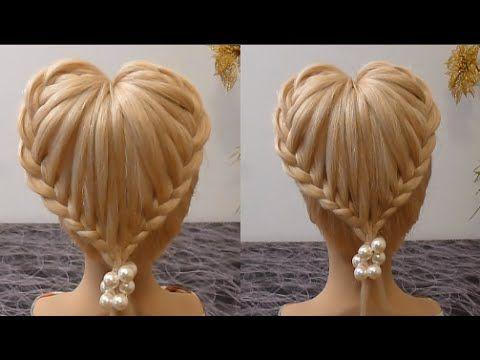 Peinados recogidos faciles para cabello largo bonitos y - Peinados faciles y rapidos paso a paso ...