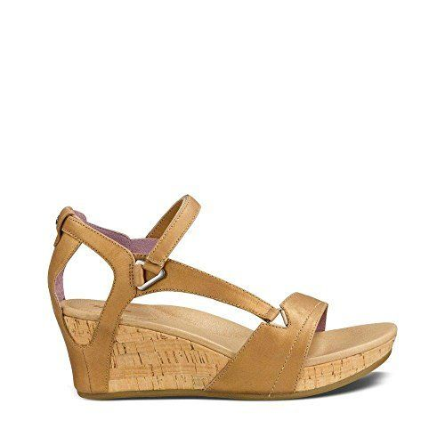 85e358060 Teva Women s Capri Wedge Sandal