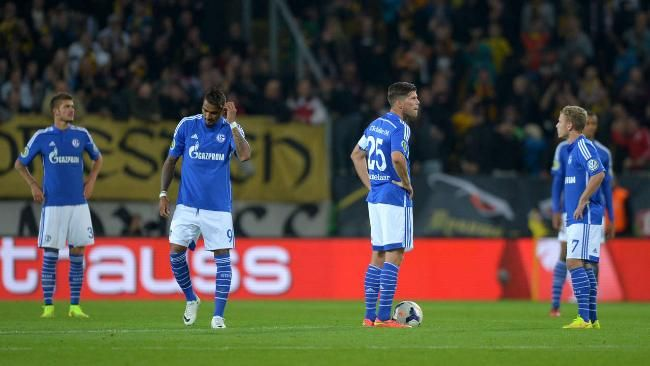DFB-Pokal: Dynamo Dresden gewinnt gegen Schalke 04 mit 2:1