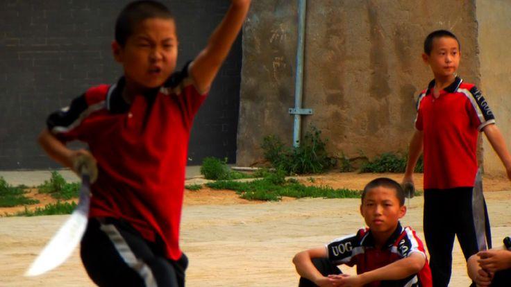 Future #KungFu warriors :) @ #Shaolin Temple - Martial Arts School