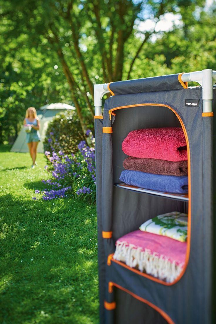 Meuble de rangement Camping. By Trigano  Retrouvez le produit sur notre site Triganostore.