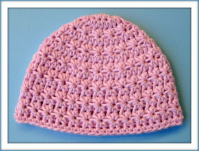 Stella Hat Pattern By Danyel Pink Libraries Stitches