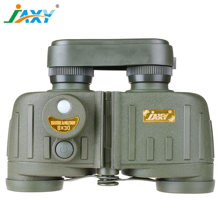 JAXY 8x30mm Waterproof&Fireproof Military Binoculars US Army Use Professional HD Telescopes Binoculos Nitrogen Filled Jumelles